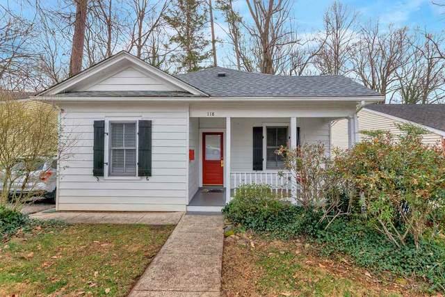 118 Raymond Ave, CHARLOTTESVILLE, VA 22903 (MLS #600451) :: Real Estate III