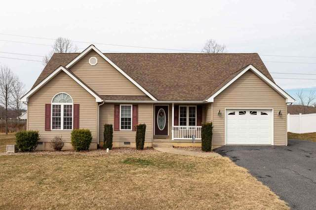 24 Greystone Ln, WAYNESBORO, VA 22980 (MLS #600480) :: Real Estate III