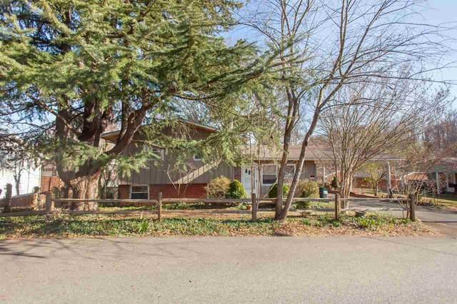 100 Laurel Cir, CHARLOTTESVILLE, VA 22903 (MLS #600493) :: Real Estate III