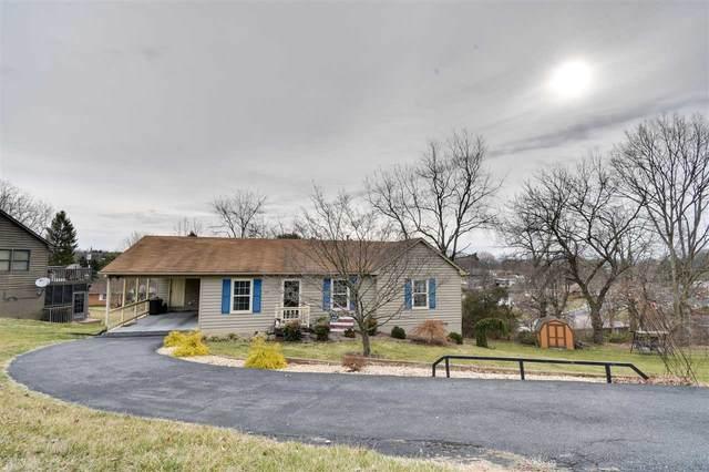 619 Essex Dr, STAUNTON, VA 24401 (MLS #600506) :: Real Estate III