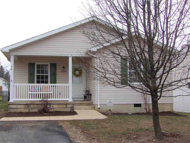 1008 4TH ST, WAYNESBORO, VA 22980 (MLS #600508) :: KK Homes