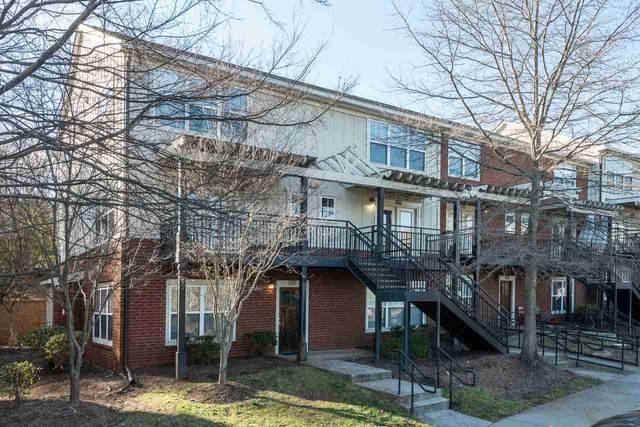 1625 Elmwood Ct #202, CHARLOTTESVILLE, VA 22903 (MLS #600520) :: Real Estate III