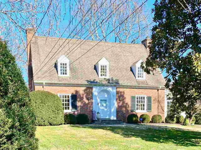 921 Rugby Rd, CHARLOTTESVILLE, VA 22903 (MLS #600533) :: Real Estate III