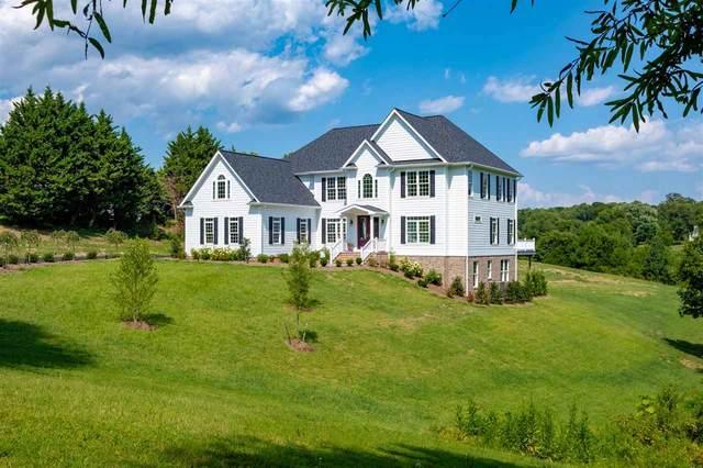 414 Foxdale Ln, CHARLOTTESVILLE, VA 22903 (MLS #600554) :: KK Homes