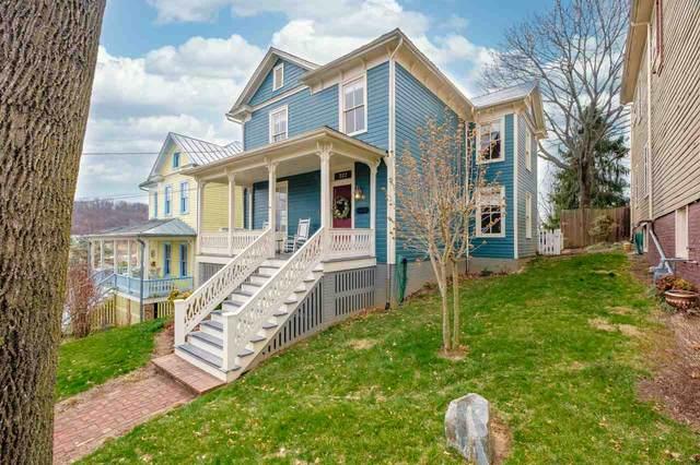 222 Fayette St, STAUNTON, VA 24401 (MLS #600566) :: KK Homes