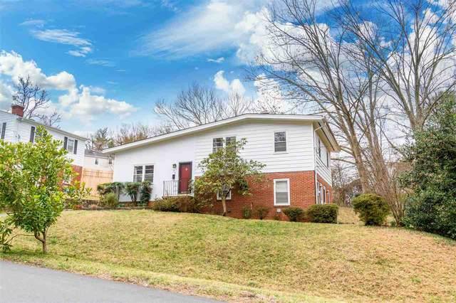 418 Moseley Dr, CHARLOTTESVILLE, VA 22903 (MLS #600577) :: Real Estate III