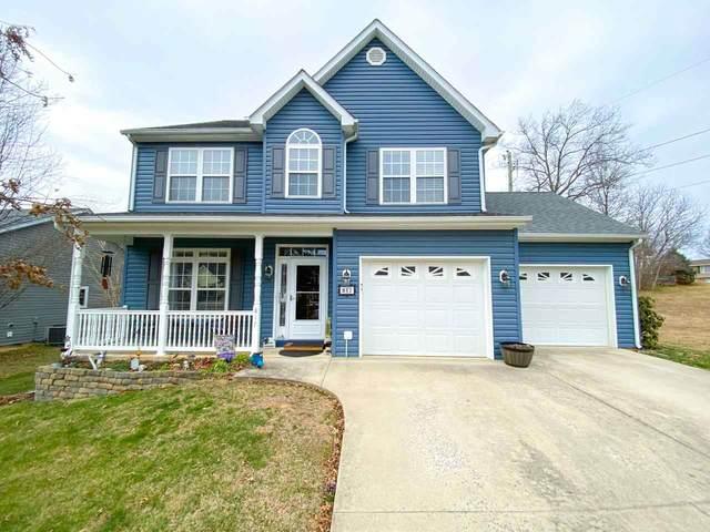 817 Geoffrey St, STAUNTON, VA 24401 (MLS #600597) :: Jamie White Real Estate
