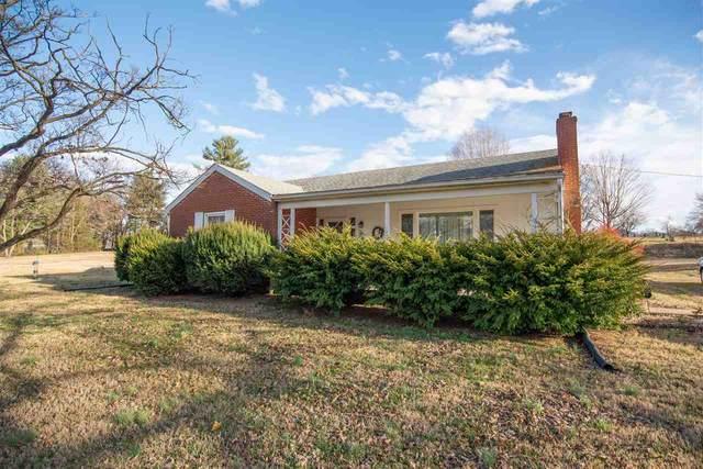 9820 Mcgaheysville Rd, Mcgaheysville, VA 22840 (MLS #600600) :: KK Homes
