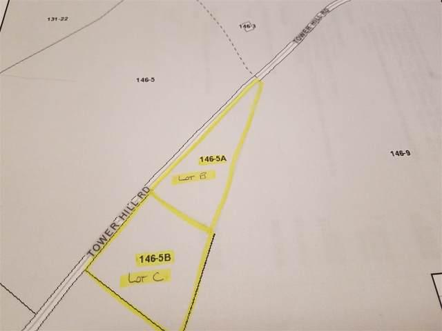 Lots B&C Tower Hill Rd, GLADSTONE, VA 24553 (MLS #600601) :: Real Estate III
