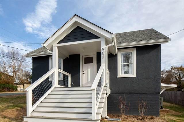 901 Montrose Ave, CHARLOTTESVILLE, VA 22902 (MLS #600603) :: Real Estate III