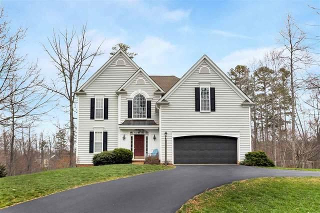1629 Hubbard Ct, CHARLOTTESVILLE, VA 22903 (MLS #600616) :: Real Estate III