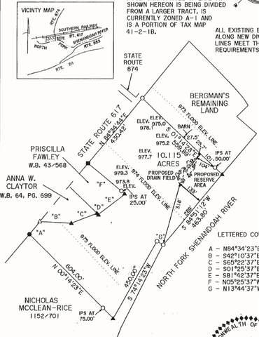 0 Evergreen Valley Rd, Timberville, VA 22853 (MLS #600641) :: KK Homes