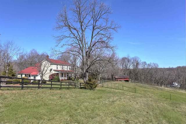 481 Beautiful Run Rd, Aroda, VA 22709 (MLS #600818) :: Jamie White Real Estate