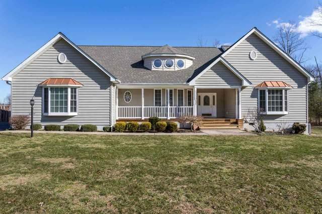 21428 Berry Run Rd, ORANGE, VA 22960 (MLS #600832) :: Real Estate III