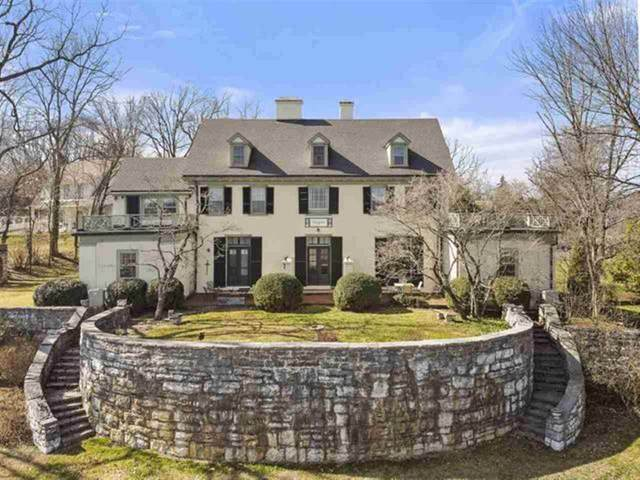 385 Sherwood Ave, STAUNTON, VA 24401 (MLS #600863) :: KK Homes