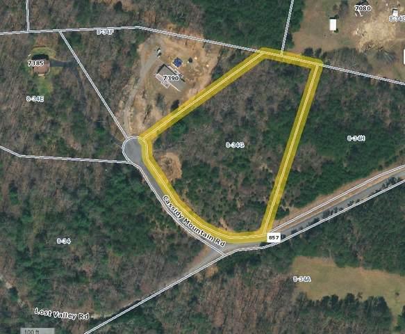 4 Cassidy Mountain Rd, Earlysville, VA 22936 (MLS #600888) :: Real Estate III