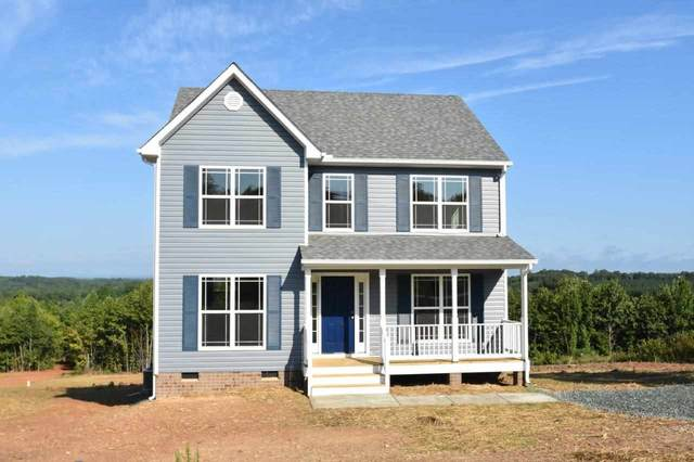 253 Peregrine Pl, LOUISA, VA 23093 (MLS #600967) :: KK Homes