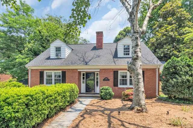 308 Alderman Rd, CHARLOTTESVILLE, VA 22903 (MLS #600982) :: Jamie White Real Estate
