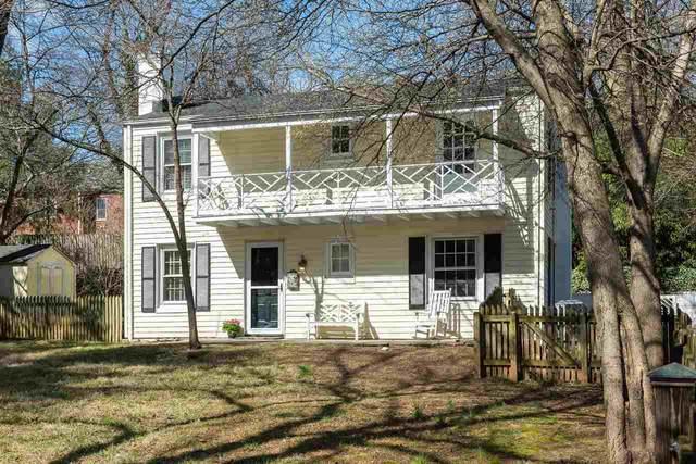 626 Preston Pl, CHARLOTTESVILLE, VA 22903 (MLS #601155) :: Jamie White Real Estate