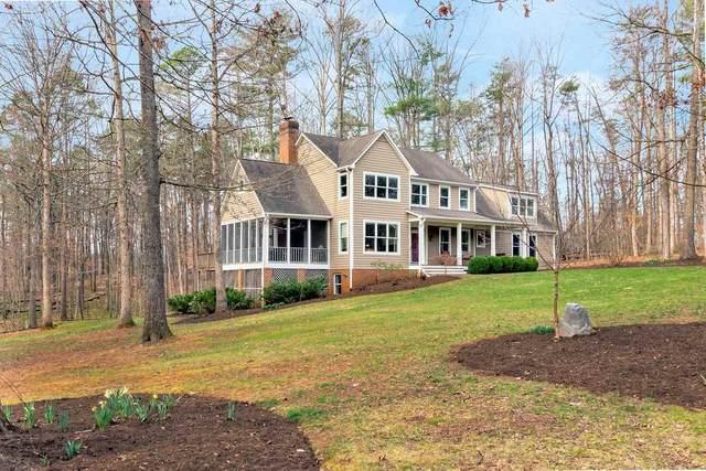 3510 Loftland Dr, Earlysville, VA 22936 (MLS #601228) :: Real Estate III