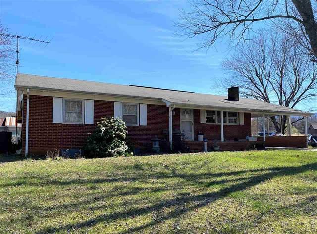 262 Carvell Rd, Rileyville, VA 22650 (MLS #601233) :: Real Estate III