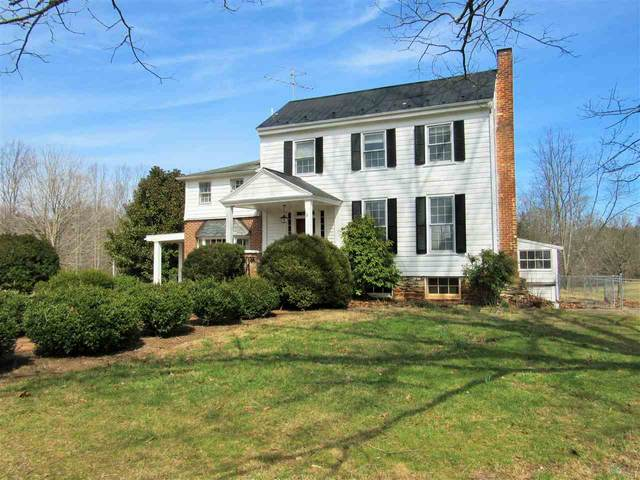 1235 Earley Farm Rd, AMHERST, VA 24521 (MLS #601235) :: Real Estate III