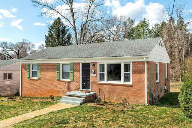 105 S Piedmont Ave, CHARLOTTESVILLE, VA 22903 (MLS #601294) :: Jamie White Real Estate