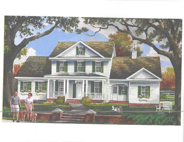 Lot A9 Ragged Mountain Dr, CHARLOTTESVILLE, VA 22903 (MLS #601339) :: Real Estate III