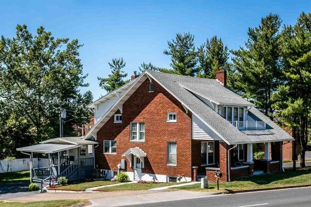 21 Port Republic Rd, HARRISONBURG, VA 22801 (MLS #601416) :: Jamie White Real Estate