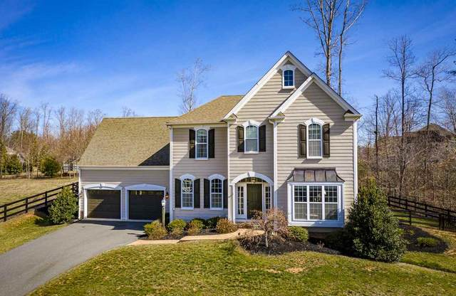 5322 Raven Stone Rd, Crozet, VA 22932 (MLS #601425) :: Real Estate III