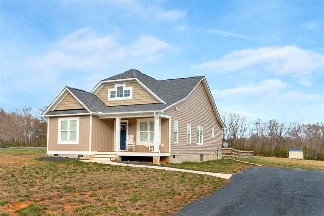 313 Lesueur St, Dillwyn, VA 23936 (MLS #601439) :: Real Estate III