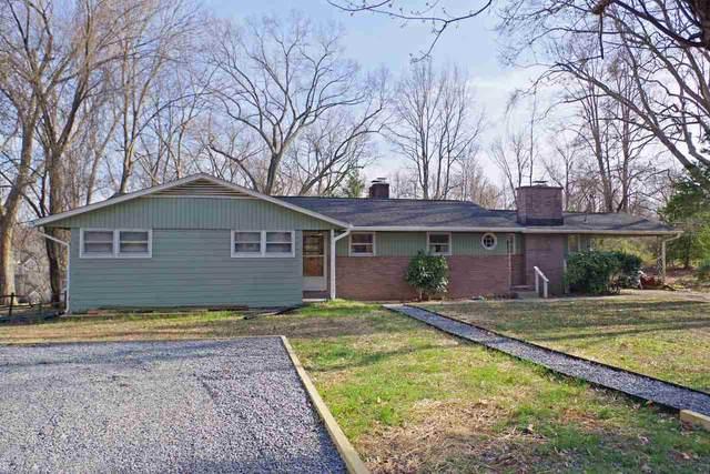 238 Stribling Ave, CHARLOTTESVILLE, VA 22903 (MLS #601559) :: Real Estate III