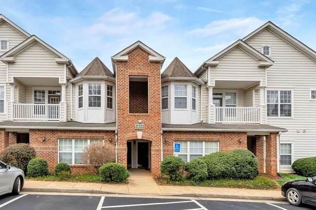 1035 Weybridge Ct #301, CHARLOTTESVILLE, VA 22911 (MLS #601571) :: Real Estate III