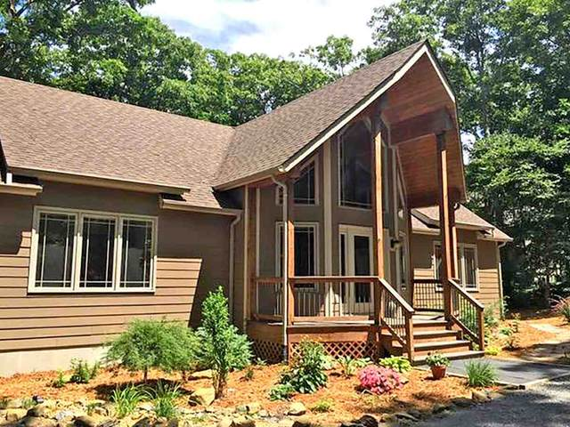 436 Pedlars Edge Dr, Wintergreen Resort, VA 22967 (MLS #601595) :: Real Estate III
