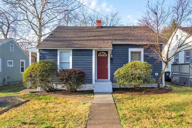 1310 Chesapeake St, CHARLOTTESVILLE, VA 22902 (MLS #601654) :: Real Estate III
