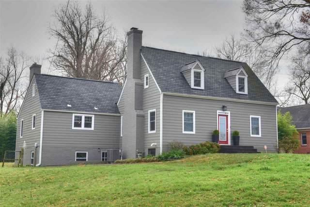 622 Wilder Dr, CHARLOTTESVILLE, VA 22901 (MLS #601678) :: Real Estate III