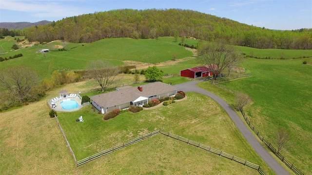 3381 South River Rd, STANARDSVILLE, VA 22973 (MLS #601720) :: Jamie White Real Estate