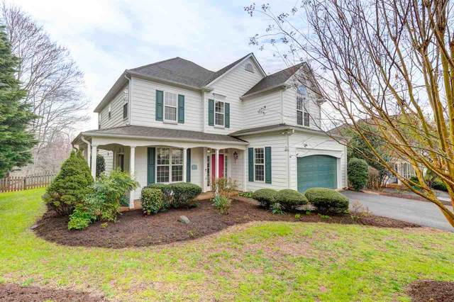 2025 Vista View Ln, Crozet, VA 22932 (MLS #601749) :: Jamie White Real Estate