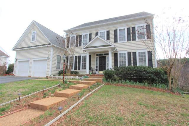 3310 Turnberry Cir, CHARLOTTESVILLE, VA 22911 (MLS #601750) :: Real Estate III