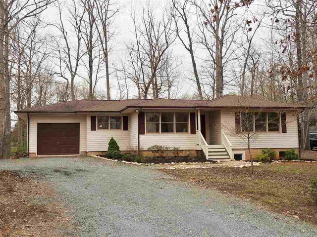 6 Nahor Dr, Palmyra, VA 22963 (MLS #601756) :: Real Estate III