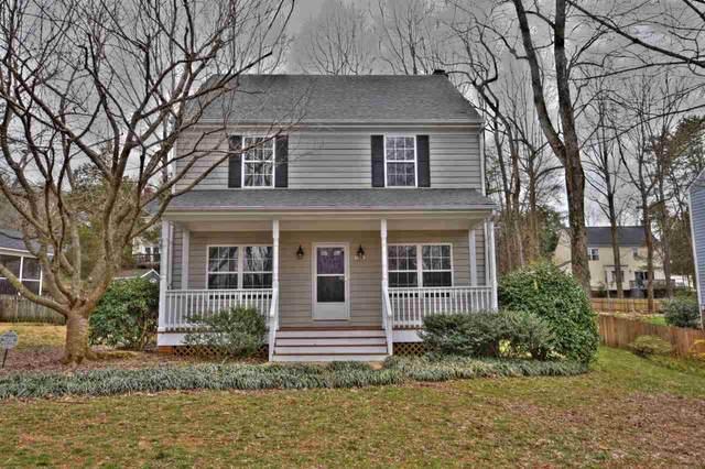 1025 Hayrake Ln, CHARLOTTESVILLE, VA 22902 (MLS #601776) :: KK Homes
