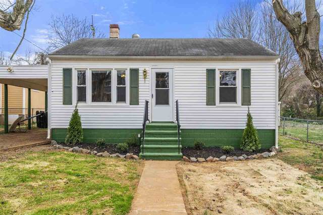 186 Scott St, ORANGE, VA 22960 (MLS #601782) :: Real Estate III
