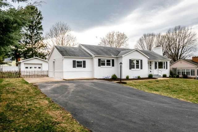 1209 Edgewood Rd, HARRISONBURG, VA 22801 (MLS #601801) :: Real Estate III