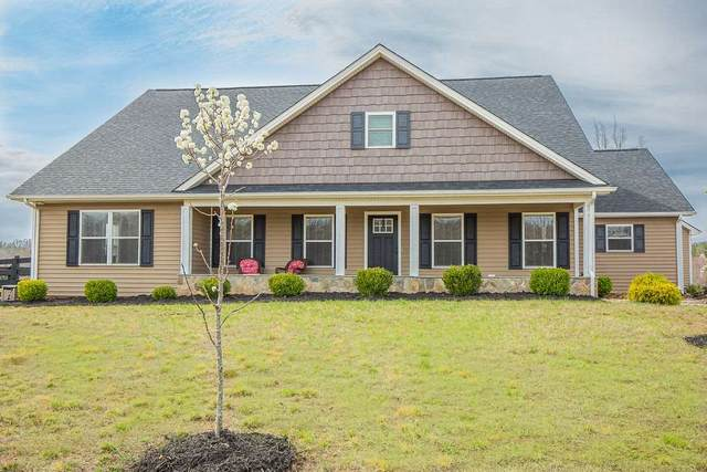 598 Taylor Ridge Way, Palmyra, VA 22963 (MLS #601804) :: Jamie White Real Estate
