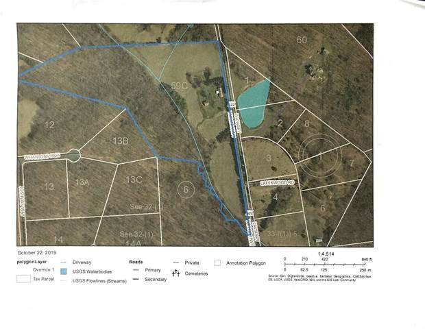 11104 Zachary Taylor Hwy, Unionville, VA 22567 (MLS #601815) :: Real Estate III
