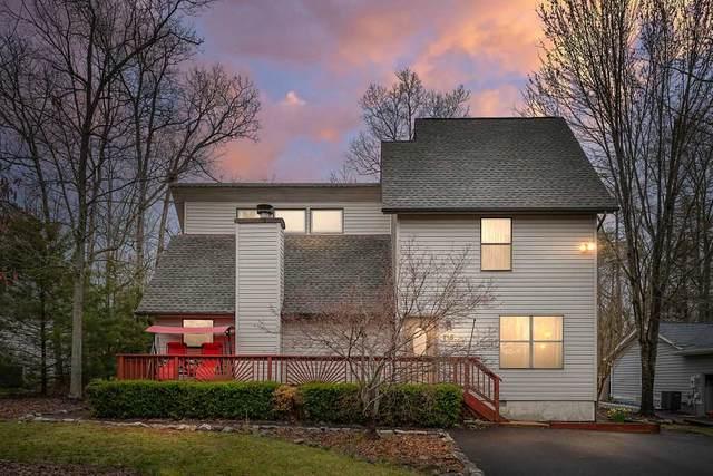 715 Lakeview Pkwy, LOCUST GROVE, VA 22508 (MLS #601824) :: Real Estate III