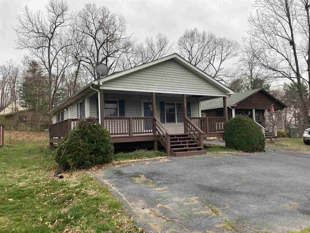 1108 Reservoir St, WAYNESBORO, VA 22980 (MLS #601837) :: Real Estate III