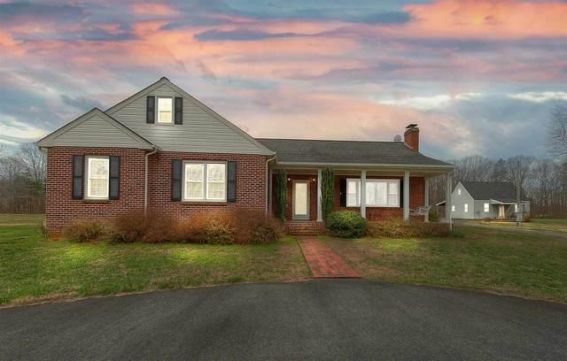 6299 S Spotswood Trl, GORDONSVILLE, VA 22942 (MLS #601858) :: Real Estate III