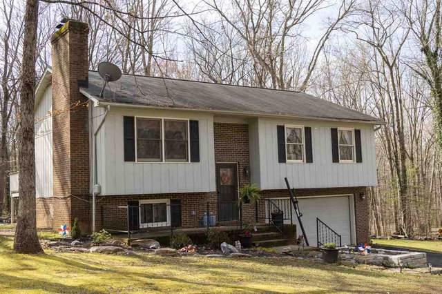 12248 Ridge Ct, CULPEPER, VA 22701 (MLS #601862) :: Jamie White Real Estate
