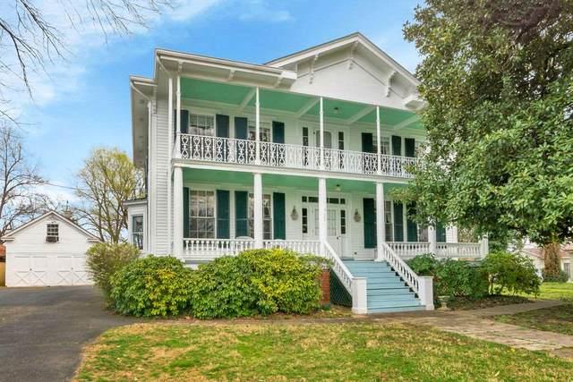 506 N Main St, GORDONSVILLE, VA 22942 (MLS #601870) :: Real Estate III